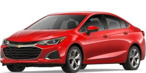 The Chevy Cruze is a good reason to think that it is time to buy GM.