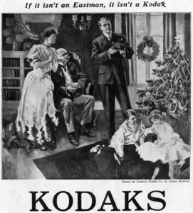 How to spot a value trap is to consider the story of Eastman Kodak's rise to dominance and eventual decline.