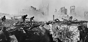 Investing in Russia - Battle of Stalingrad