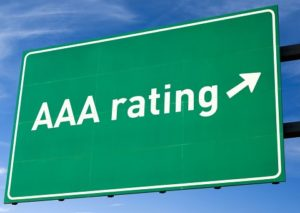 With a FANG regulatory risk on the horizon, AAA bonds are a reasonable option until the situation becomes clear.