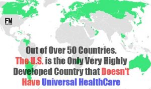 "The USA is the only developed nation without universal health care. But, would ""Medicare for all"" kill your health care investments?"