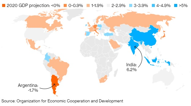 Safe investments in an uncertain world may be better is Asia.
