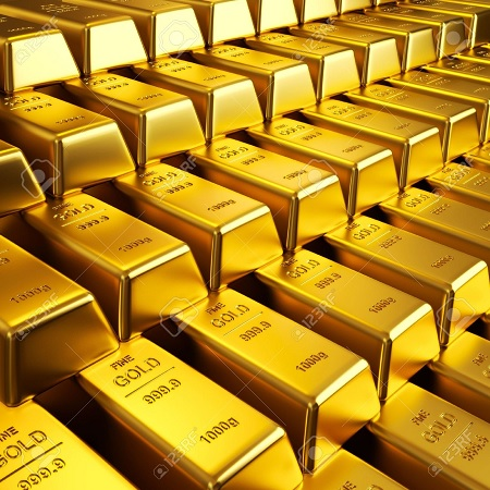 Is Gold a Good Investment Now - Gold Bars