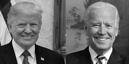 Stock Market Response to Election Uncertainty: Biden vs Trump