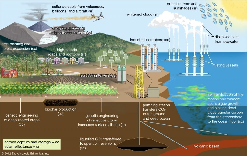 Carbon Sequestration Investments