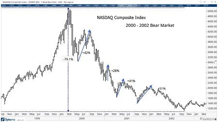 Stock Market Correction, Crash or Bear Market - Bear Market