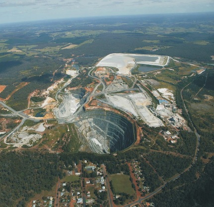 Lithium Mining Investment Issues - Open Pit Mines